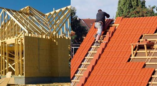 maison à ossature bois en kit