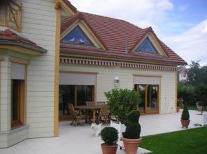 Read more about the article Fabrication maison à ossature bois