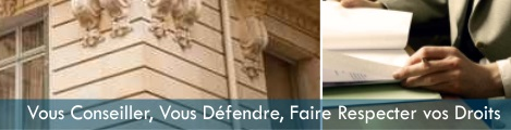 cabinet d'avocats droit immobilier à Paris