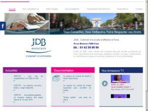Read more about the article Droit immobilier Paris avec JDB