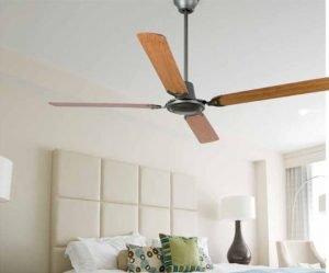 ventilateur pas cher distribue le chaud du plafond et le. Black Bedroom Furniture Sets. Home Design Ideas