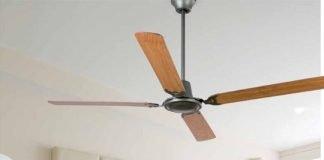 ventilateur de plafond silencieux