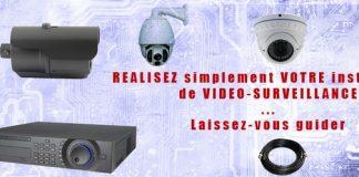 videosurveillance pour la maison