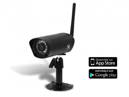 You are currently viewing Caméra de surveillance extérieur