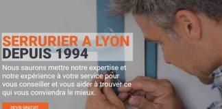 Chevalier Frères serrurier à Lyon