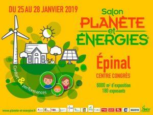 salon planète et énergies à Epinal