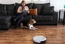 robot domestique intelligent