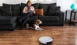 Read more about the article Grâce au robot domestique autonome le ménage n'est plus un problème