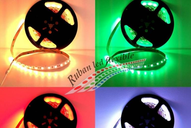 Read more about the article Conseils pratiques pour manipuler un ruban LED flexible